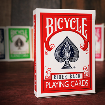 Bicycle Rider Back Poker Playing Cards