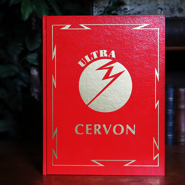 Ultra Cervon by Bruce Cervon and Stephen Minch