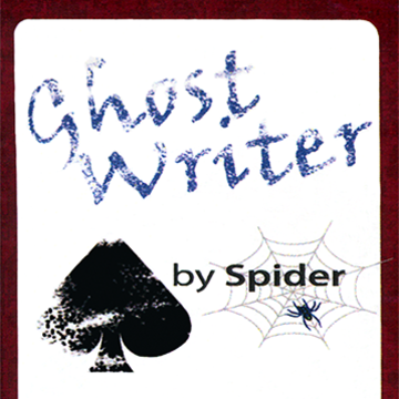 Ghost Writer (v0008)by Spider & Tango Magic