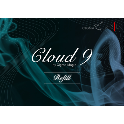 Cloud 9 Barrel (2 pk.) by CIGMA Magic