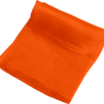 Silk 18 inch (Orange) Magic by Gosh
