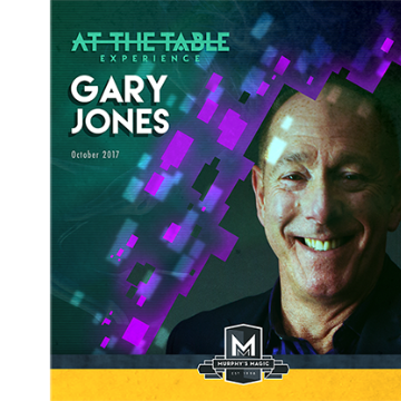 At The Table Live Gary Jones