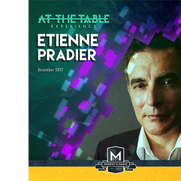 At The Table Live Etienne Pradier