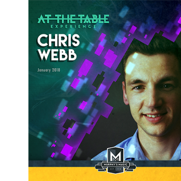 At The Table Live Chris Webb
