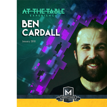 At The Table Live Ben Cardall
