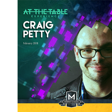 At The Table Live Craig Petty