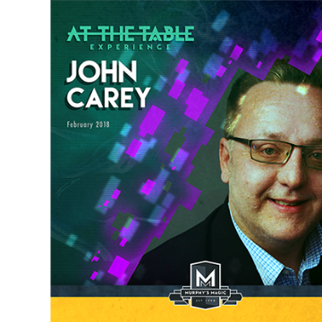 At The Table Live John Carey