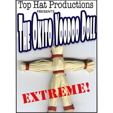 The Okito Voodoo Doll (Extreme!) by Top Hat Productions