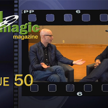 Reel Magic Episode 50 (Steve Valentine)