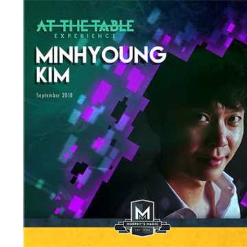At The Table Live Minhyoung Kim