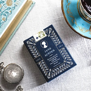 Jane Austen Playing Cards by Art of Play