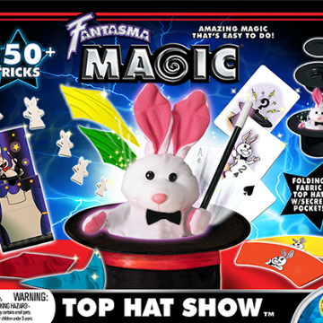 Top Hat Show by Fantasma Magic