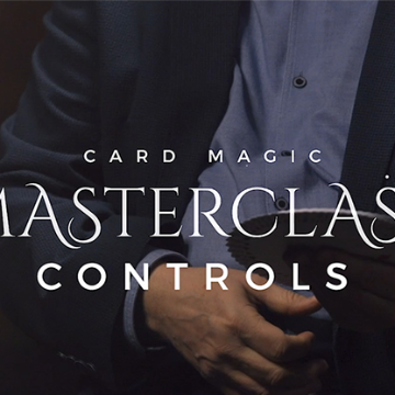 Card Magic Masterclass (Controls) by Roberto Giobbi