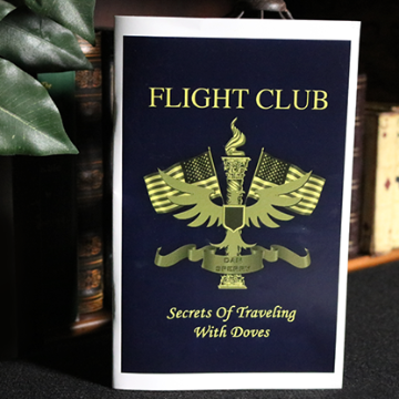 FLIGHT CLUB BOOKLET by Dan Sperry