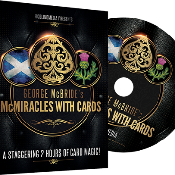George McBride's McMiracles With Cards