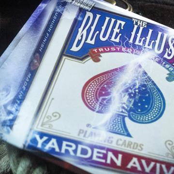 Blue Illusion by Yarden Aviv and Mark Mason