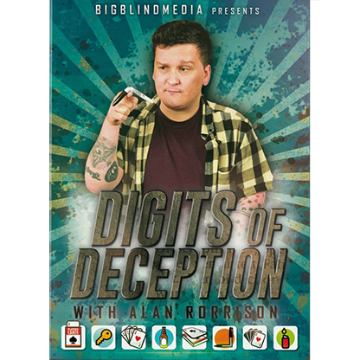 Digits of Deception with Alan Rorrison