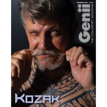 Genii Magazine September 2020