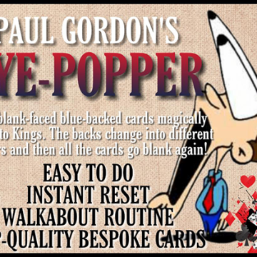 EYE POPPER by Paul Gordon