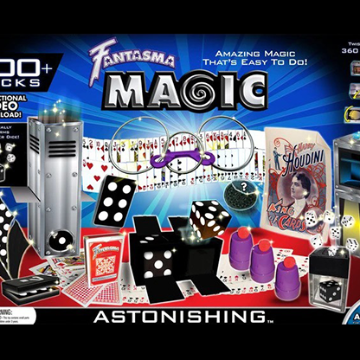 Astonishing Magic Set by Fantasma Magic