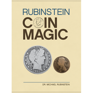 Rubinstein Coin Magic (Book)
