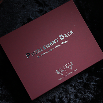 Puzzlement Deck by Ian Wong & Amor Magic