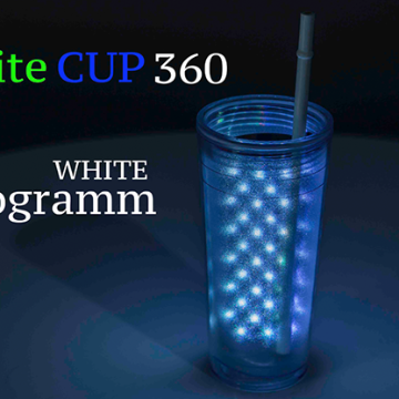 I-Lite Cup 360 White by Victor Voitko