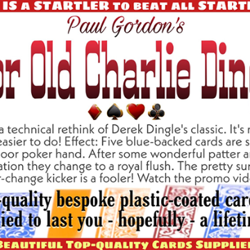 Poor Old Charlie Dingle by Paul Gordon