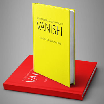 Vanish Magic Magazine Collectors Edition Year Three