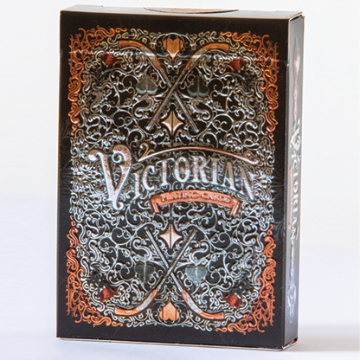 Victorian (Obsidian Edition) Playing Cards