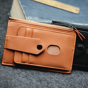The Edge Wallet (Tan) by TCC