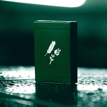 Green Remedies Playing Cards by Madison x Schneider