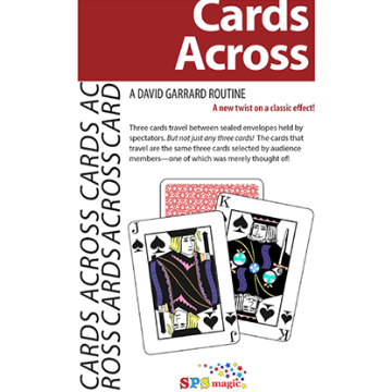 Cards Across by David Garrard