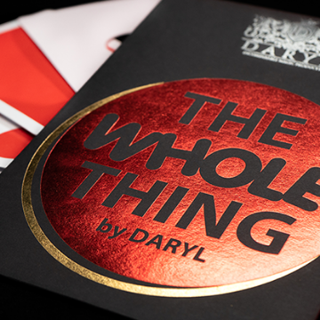 The (W)Hole Thing Stage by Daryl
