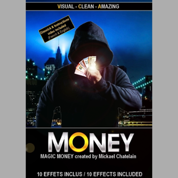 My Magic Money by Mickael Chatelain