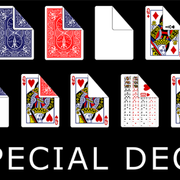 Bicycle Special Deck Playing Cards