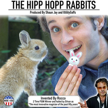 Hipp Hopp Rabbit by Rocco & Shaun Jay