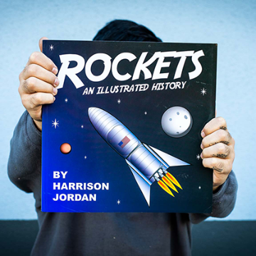 Rocket Book by Scott Green