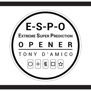 E.S.P.O. by Tony D'AMICO and Luca Volpe