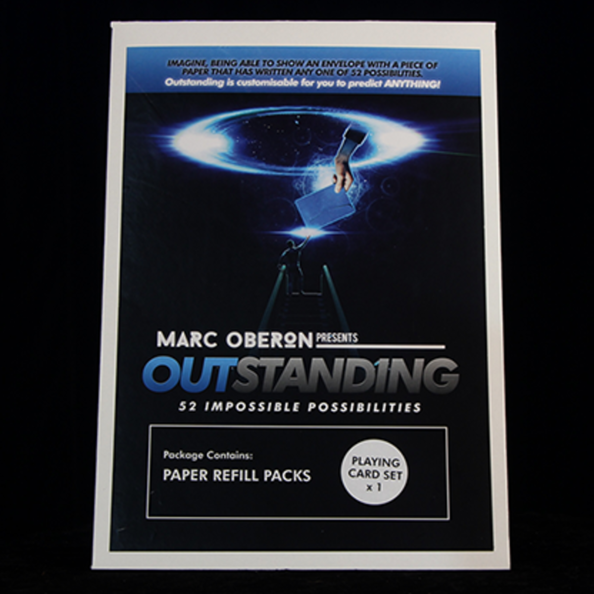 Outstanding Refill Cards by Marc Oberon