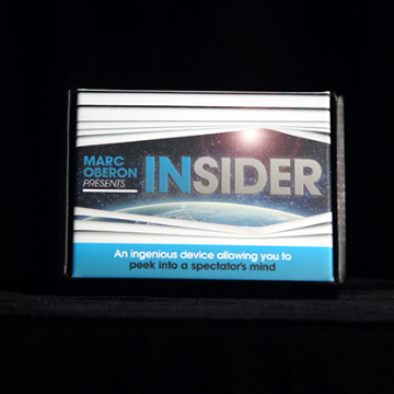 Insider by Marc Oberon