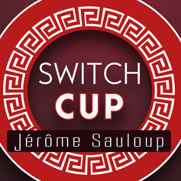 Switch Cup by Jerome Sauloup & Magic Dream