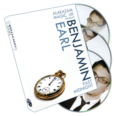 Past Midnight (3 DVD Set) by Benjamin Earl and Alakazam