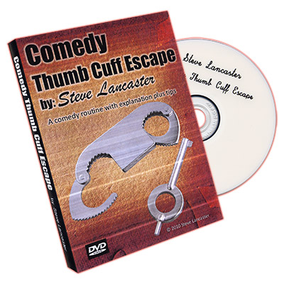 Comedy Thumb Cuff Escape by Steve Lancaster