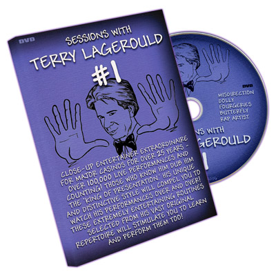 Sessions With Terry LaGerould #1