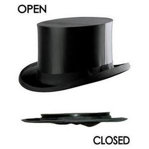 Top Hat (Collapsible) Junior