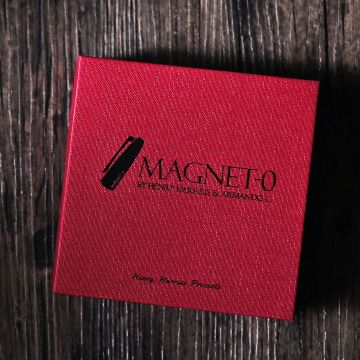 Magnet-0 by Henry Harrius & Armando C