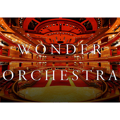 Wonder Orchestra (Glass / Loud) by King of Magic