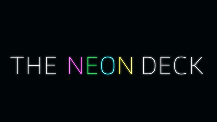 Neon Deck (Green) by SansMinds