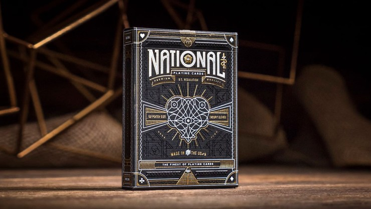 National Playing Cards by theory11